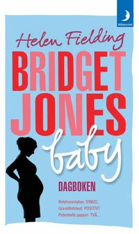 bokomslag Bridget Jones baby : dagboken