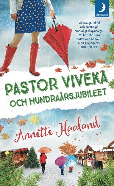 bokomslag Pastor Viveka och hundraårsjubileet