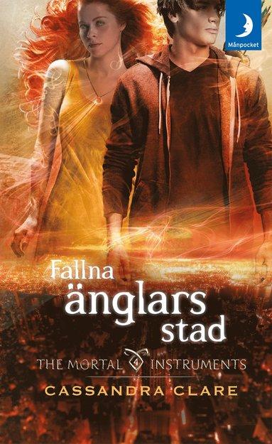 bokomslag Fallna änglars stad