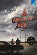 bokomslag American Gods (svensk utgåva)