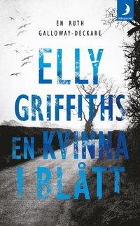 bokomslag En kvinna i blått