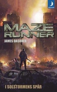 bokomslag Maze runner. I solstormens spår