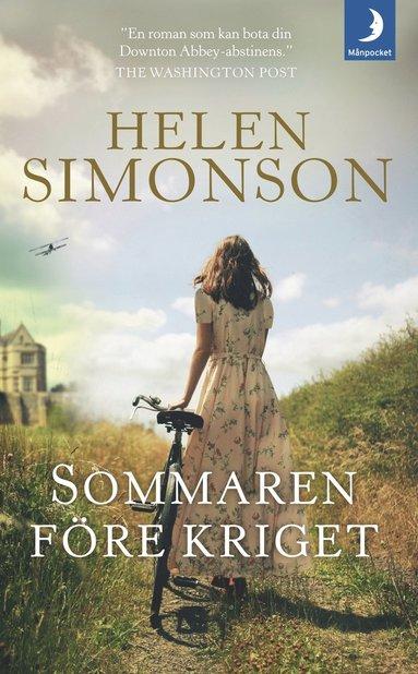 bokomslag Sommaren före kriget