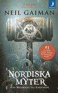 bokomslag Nordiska myter : från Yggdrasil till Ragnarök