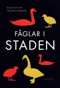 bokomslag Fåglar i staden
