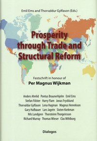 bokomslag Prosperity through Trade and Structural Reform