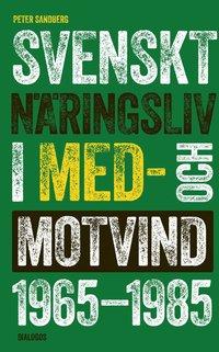 bokomslag Svenskt näringsliv i med- och motvind 1965-1985