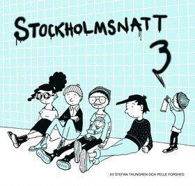 bokomslag Stockholmsnatt Del 3