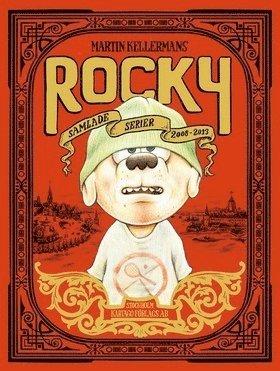 bokomslag Rocky - samlade serier 2008-2013
