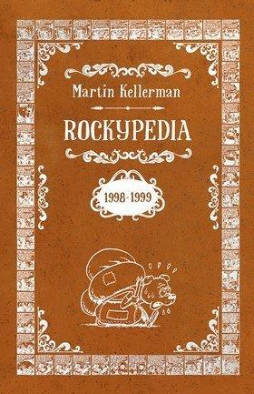 bokomslag Rockypedia 1998-1999
