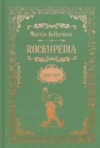 bokomslag Rockypedia två 2000-2003