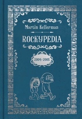 bokomslag Rockypedia 2004-2005
