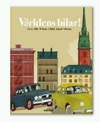 bokomslag Världens bilar