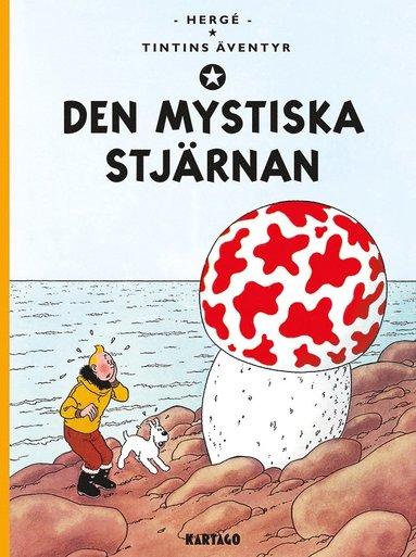 bokomslag Tintins äventyr. Den mystiska stjärnan
