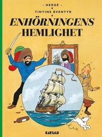 Tintins äventyr. Enhörningens hemlighet