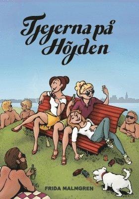 bokomslag Tjejerna på höjden