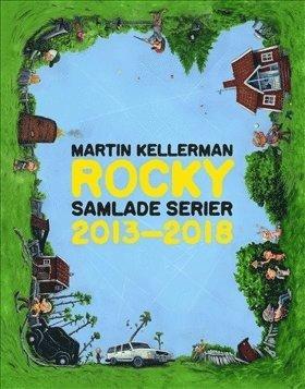 bokomslag Rocky 20 år : Samlade serier 2013-2018