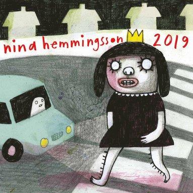 Väggkalender 2019 Nina Hemmingsson