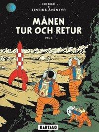 bokomslag Månen tur och retur Del 2