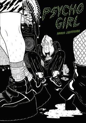 bokomslag Psycho girl