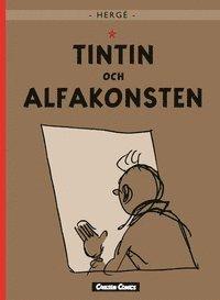 bokomslag Tintin och alfakonsten