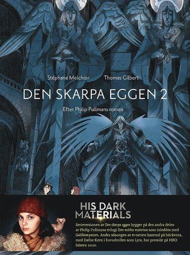 bokomslag Den skarpa eggen. 2