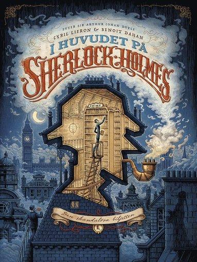 bokomslag I huvudet på Sherlock Holmes 1