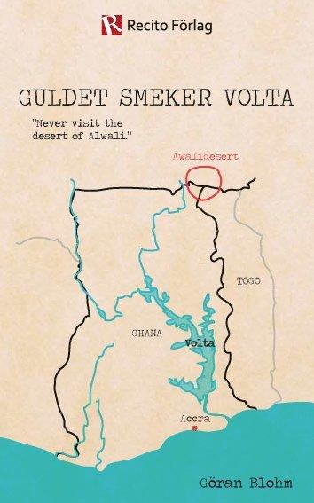bokomslag Guldet smeker Volta. Bok 1