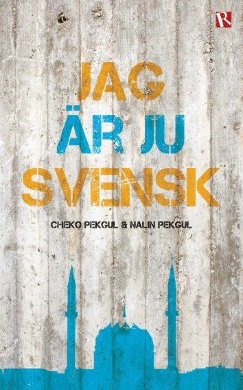 bokomslag Jag är ju svensk