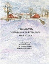 bokomslag Lördagskväll i den gamla prästgården i Vreta kloster