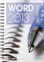 bokomslag Word 2013 Grunder