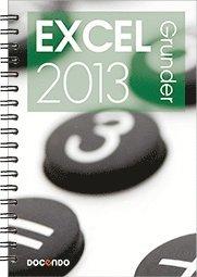 bokomslag Excel 2013 Grunder