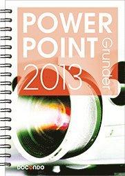 bokomslag PowerPoint 2013 Grunder