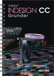 bokomslag Indesign CC Grunder