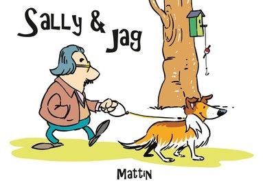 bokomslag Sally & Jag