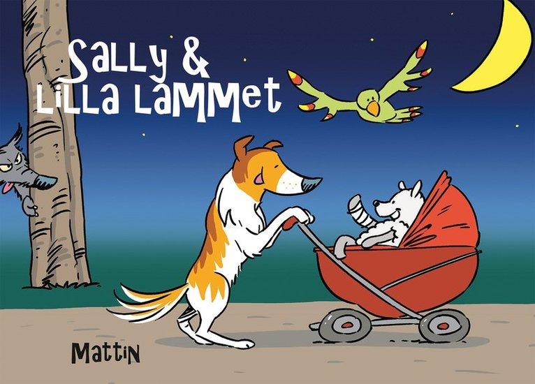 Sally & lilla lammet 1