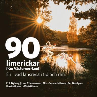 bokomslag 90 limerickar från Västernorrland