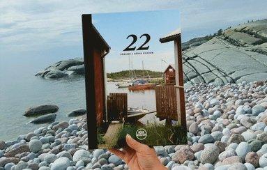 bokomslag 22 pärlor i Höga kusten