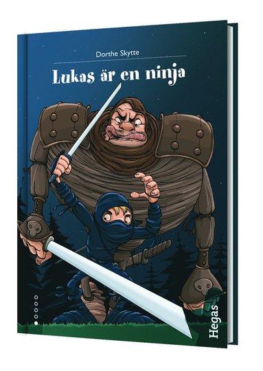 bokomslag Lukas är en ninja