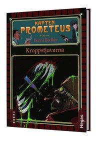 bokomslag Kapten Prometeus 2 - Kroppstjuvarna