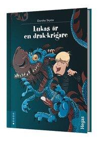 bokomslag Lukas är en drak-krigare