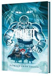 bokomslag Amulett. Flykten från Lucien