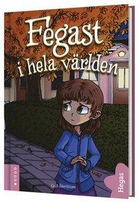 bokomslag Fegast i hela världen (Bok + CD)