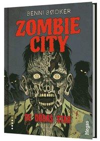 bokomslag Zombie City. De dödas stad