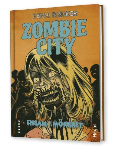 bokomslag Zombie City. Ensam i mörkret