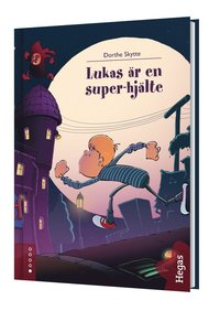 bokomslag Lukas är en super-hjälte