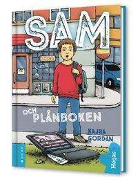 bokomslag Sam och plånboken (Bok+CD)