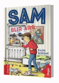 bokomslag Sam blir ARG! (Bok+CD)