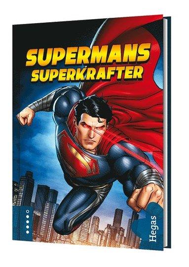 bokomslag Supermans superkrafter