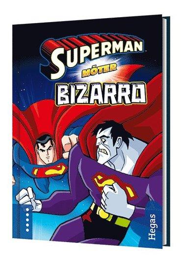 bokomslag Superman möter Bizarro
